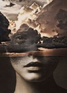 Everything depends on inner changes; when this has taken place, then, and only then does the world change. ~ Martin Buber (Art by Antonio Mora) double exposure Trucage Photo, Photo D Art, Photomontage, Creative Photography, Art Photography, Montage Photography, Kreative Portraits, Double Exposition, Double Exposure Photography