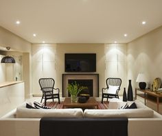Multifunctional Family Basement | Photo Gallery: Family Rooms | House & Home