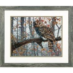 фото Набір для вишивання Dimensions Wise Owl 70-35311 - Мудра Сова