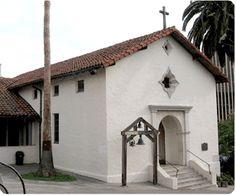 Mission San Rafael Arcangel  20th California Mission