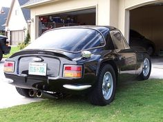 Vixen converted to Tuscan V8