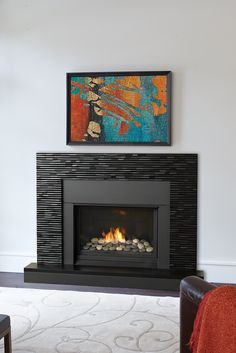 23 best contemporary gas fireplaces images contemporary gas rh pinterest com