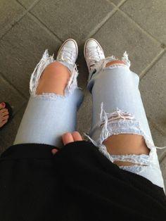 Ripen Jeans #rippedjeans #fashion #love