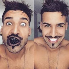 whiter teeth in under 5 minutes? Using our Activated Charcoal 스타일 Coconut Teeth Whitening, Natural Teeth Whitening, Activated Charcoal Teeth Whitening, Get Whiter Teeth, Color Correcting Concealer, Natural Charcoal, Best Skin Care Routine, Teeth Care, White Teeth