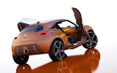 Renault Capture Concepts