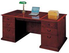 Del Mar Executive Desk