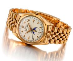 Cool Watches, Rolex Watches, Stylish Watches, Wrist Watches, Elegant Watches, Casual Watches, Fancy Watches, Unique Watches, Most Expensive Rolex
