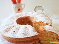 Ciambella alle carote (camilla cake)  #ricette #food #recipes
