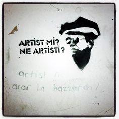 Artis ne arar la bazarda ?