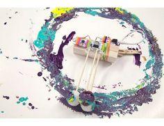 LittleBits Drawbot