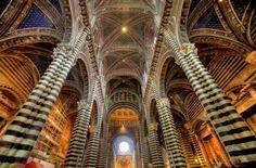 Cathedral Interior, Duomo di Siena (Siena, Italy)