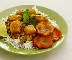Recipe of the Month (December 2012): Zapallo and Lentil Stew with Maturana (Plantains). Check out how to cook this delectable dish by visiting the link below.