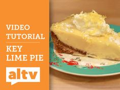 This recipe, with its 7UP® lemon-lime–inspired twist, is  Eli Sussman's favorite pie dessert. There's something so quintessentially dineresque about it that reminds him of the 1950s. That's his favorite decade because he loves the idea of being a greaser and taking the head cheerleader out for burgers and milk shakes while everyone else in the diner looks on disapprovingly. Rebel with a cause. And that cause is eating pie.  Ingredients  2 cups graham cracker crumbs ½ cup granulated sugar 4…