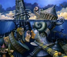 ,xcitefun-equality-ws-e96d - Paintings by Tomasz Setowski  <3 <3