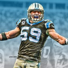 6af6d7de21e luke kuechly poster - Google Search Carolina Panthers Luke Kuechly