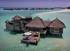 Conheça os 10 melhores hotéis do mundo