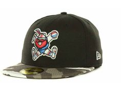 Denver Nuggets NBA Hardwood Classics Fighter Camo Fitted 59FIFTY Cap Hats
