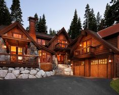 Cabin Design, Pictures, Remodel, Decor and Ideas - page 5