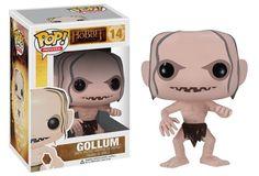 Pop Vinyl Hobbit Movie Gollum Funko Collectible Action Figure | eBay