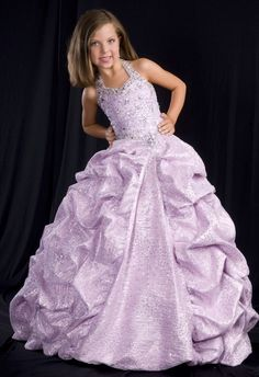 Girls Perfect Angel Pageant Dress   eBay I don't like beauty pageants because its not true beauty from the inside. I want to see natural beauty! No makeup! But it's a beautiful dress.
