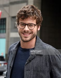 Francois Arnaud visits 'Extra' on July 27, 2017 in New York City.