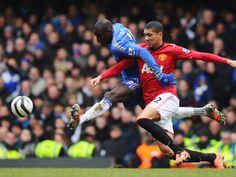 Demba Ba super strike against Man U took #Chelsea into FA Cup Semi Finals #soccer #sports