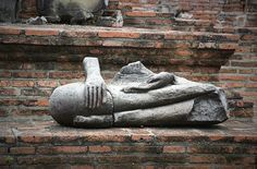 Ayutthaya, Buda, Mahathat Wat