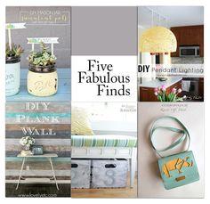 Five Fabulous Finds - Anything & EverythingAnything & Everything