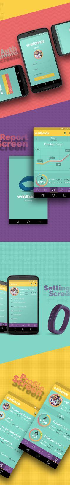 Wristband App