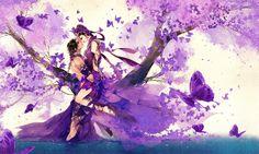 VLTK 3D - Môn phái: Ngũ Độc - Artist: Ibuki Satsuki