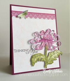 Emmie-Lou Who...Stamps & You!: Heartfelt Creations: Enchanted Mum collection debut!