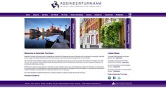 With their original brand now over ten years old and the company going from strength to strength, the directors of Assinder Turnham instructed Blade Creative to create a new brand identity. The new brand has now been officially launched and they are delighted with the new look devised.
