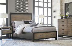 Helix Storage Bedroom Set Legacy Classic | Furniture Cart