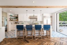 Lena Headey, Boho Chic Interior, Bohemian Bedroom Design, Modern Interior, Cersei Lannister, Home Decor Kitchen, Home Kitchens, Dream Kitchens, Kitchen Ideas
