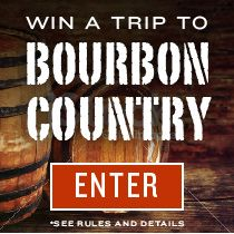Win a curated weekend in Kentucky! Prize includes: airfare, boutique hotel stay, tickets to @thebourbonreview's Bourbon Shindig with private distillery tours, tastings of the world's most awarded bourbons and more. Ready to sip under the stars? Enter now: tastingtable.com/bourbon2014