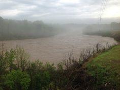 Flooding Rappahannock