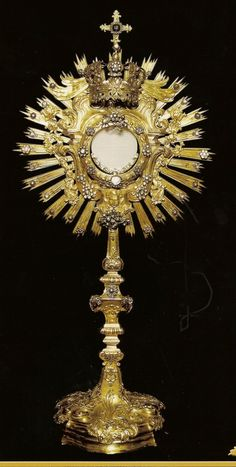 Passionate Perseverance: The Feast of Corpus Christi!