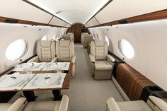 The new four-living-area G650ER gives customers more room for customization.