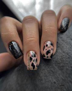 Nails Only, Love Nails, Fun Nails, Pretty Nails, Nail Art Designs Videos, Nail Designs, Cute Acrylic Nails, Square Nails, Stylish Nails