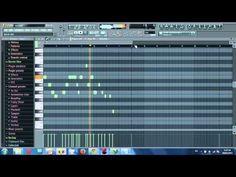 Hướng dẫn nhạc lý cơ bản trong FL Studio phần 2 ( Viết hợp âm cho bài hát) - YouTube