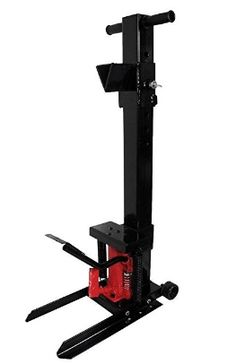 Ytl International YTL23102 8-Ton Heavy-Duty Manually Operated Log Splitter