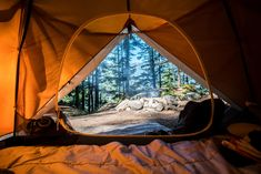 RV And Camping. Great Ideas To Think About Before Your Camping Trip. For many, camping provides a relaxing way to reconnect with the natural world. If camping is something that you want to do, then you need to have some idea Best Backpacking Tent, Camping 3, Camping Spots, Camping Checklist, Camping Essentials, Camping With Kids, Family Camping, Outdoor Camping, Camping Hacks