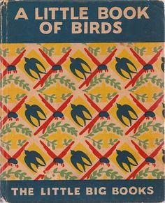 """""""A Little Book of Birds"""""""