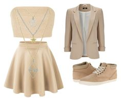 """""""Untitled #5"""" by keiramcevoy on Polyvore featuring Rosie Assoulin, LE3NO, Timberland and Wallis"""