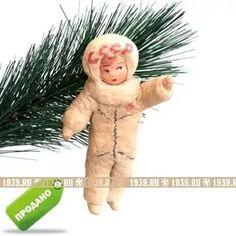 старинная ватная новогодняя игрушка: 13 тыс изображений найдено в Яндекс.Картинках