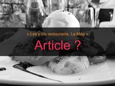 Restaurants, Restaurant