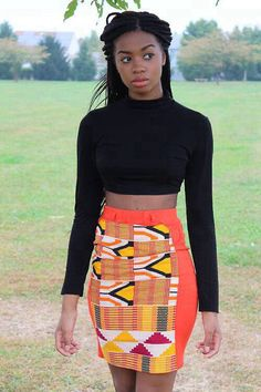 African fashion I love this look