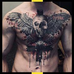 tatjackRad Chest Piece by @lukas.schneider.tattoo tatjack#ink #tattoo #trashpolka #inked #tattooartists #tatjack #tattoomagazine #tattooer #inkwell #inklife #inklovers #tattoolovers #tattoolife #bodyart #skulltattoo #instaink #inkedlife #tttism #tattooflash #tattooideas #chesttattoo #skull tony_carryon_lyonWooo alexi_pnk the_tattoo_station1We would love to shoutout you! Send a DM!! georgoudiosBeautiful amazing art mytienmimihuynhAmazing