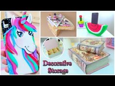 5 Minute Crafts To Do When You're BORED! 5 DIY Projects You NEED To Try! Life Hacks & DIYs! - YouTube