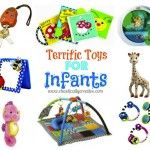 Infant Holiday Toy Guide from a Self Proclaimed Toy Expert